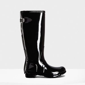 Hunter Women's Originals Adjustable Gloss Boots